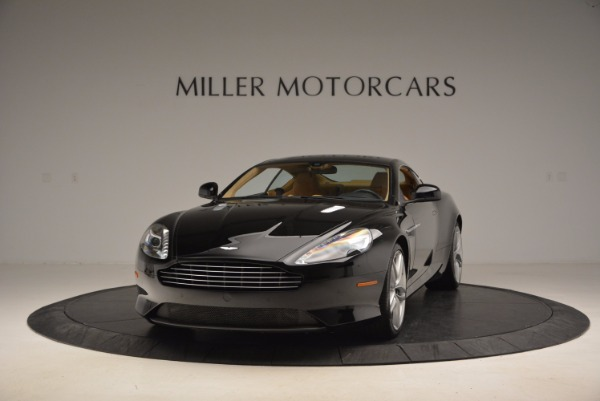 Used 2014 Aston Martin DB9 for sale Sold at Pagani of Greenwich in Greenwich CT 06830 1