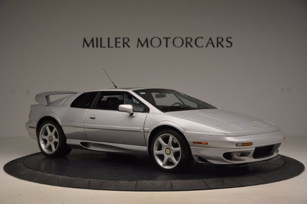 Used 2001 Lotus Esprit for sale Sold at Pagani of Greenwich in Greenwich CT 06830 10