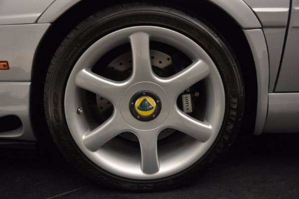 Used 2001 Lotus Esprit for sale Sold at Pagani of Greenwich in Greenwich CT 06830 13