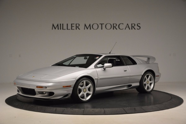 Used 2001 Lotus Esprit for sale Sold at Pagani of Greenwich in Greenwich CT 06830 2