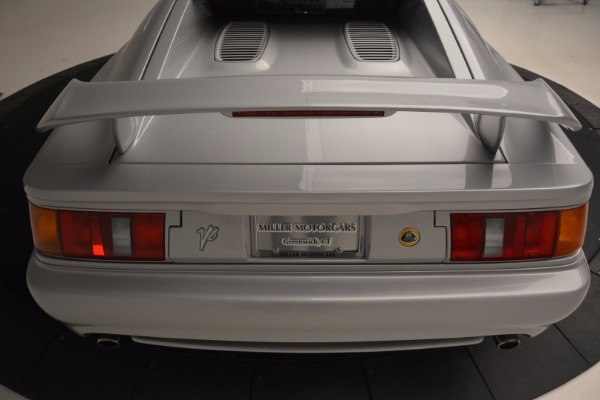 Used 2001 Lotus Esprit for sale Sold at Pagani of Greenwich in Greenwich CT 06830 21