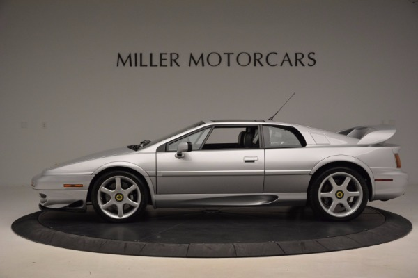 Used 2001 Lotus Esprit for sale Sold at Pagani of Greenwich in Greenwich CT 06830 3