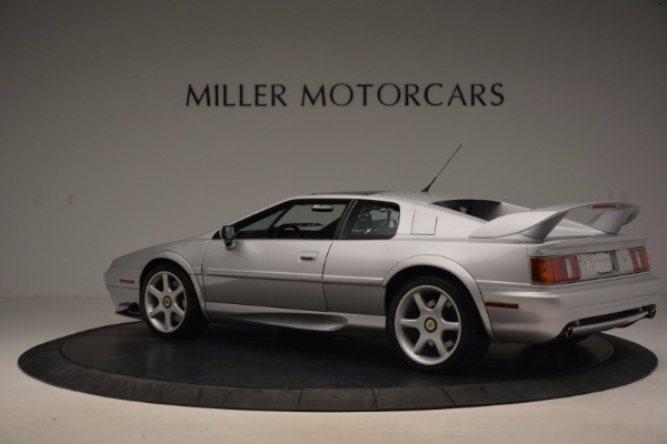 Used 2001 Lotus Esprit for sale Sold at Pagani of Greenwich in Greenwich CT 06830 4