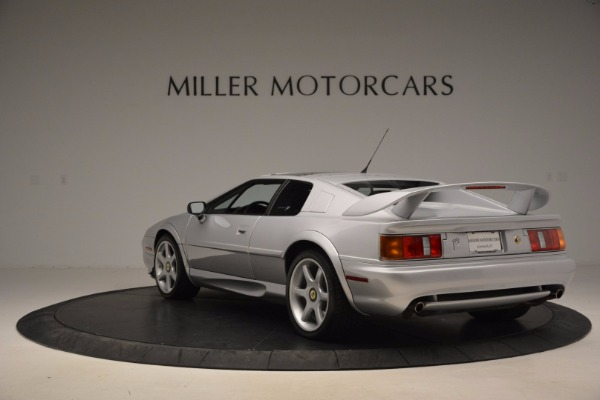 Used 2001 Lotus Esprit for sale Sold at Pagani of Greenwich in Greenwich CT 06830 5