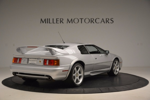 Used 2001 Lotus Esprit for sale Sold at Pagani of Greenwich in Greenwich CT 06830 7