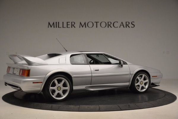 Used 2001 Lotus Esprit for sale Sold at Pagani of Greenwich in Greenwich CT 06830 8