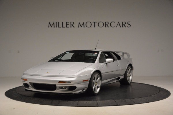 Used 2001 Lotus Esprit for sale Sold at Pagani of Greenwich in Greenwich CT 06830 1
