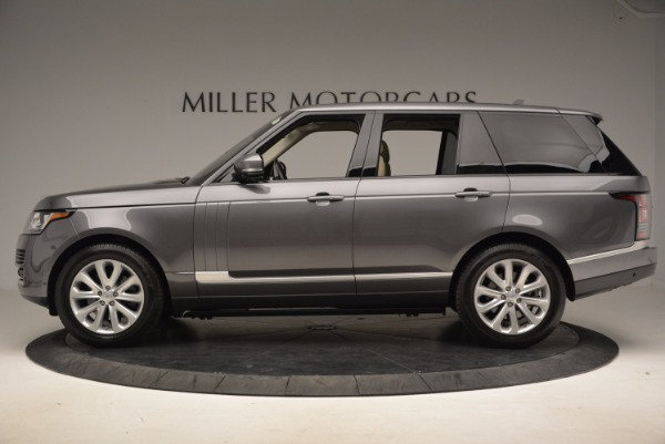 Used 2016 Land Rover Range Rover HSE TD6 for sale Sold at Pagani of Greenwich in Greenwich CT 06830 3