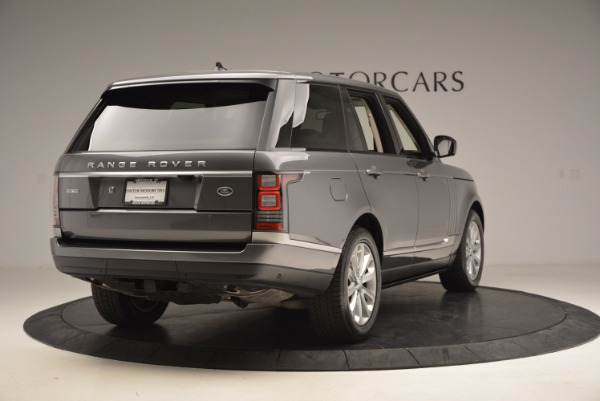 Used 2016 Land Rover Range Rover HSE TD6 for sale Sold at Pagani of Greenwich in Greenwich CT 06830 7