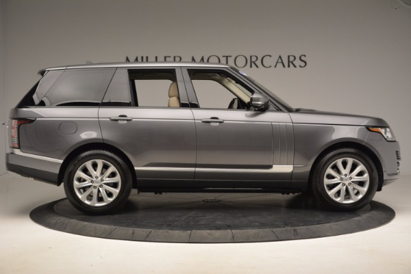 Used 2016 Land Rover Range Rover HSE TD6 for sale Sold at Pagani of Greenwich in Greenwich CT 06830 9