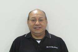 Alberto Regalado - Service Assistant